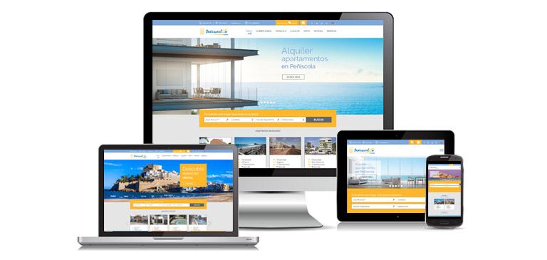 Peñiscarlón Fautor, présentation de notre nouveau web